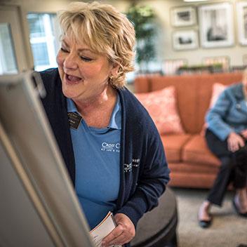 Mary Beth's Story: Creating Joy for Seniors