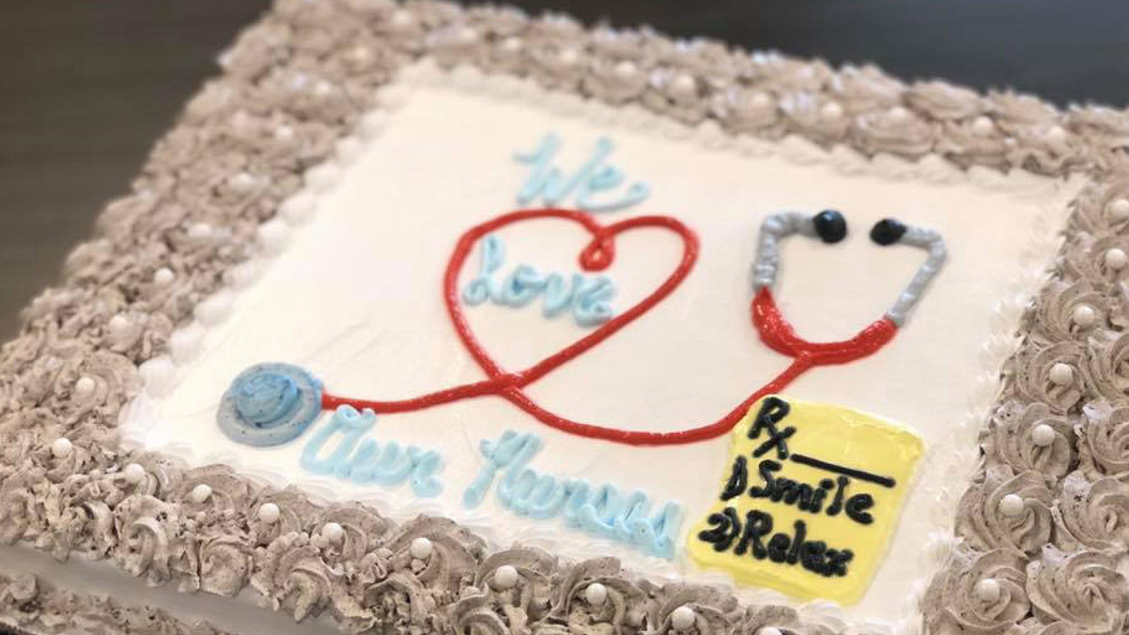 Cross Creek Celebrates National Nurses Week
